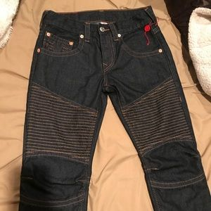 Men's True religion Moto jeans